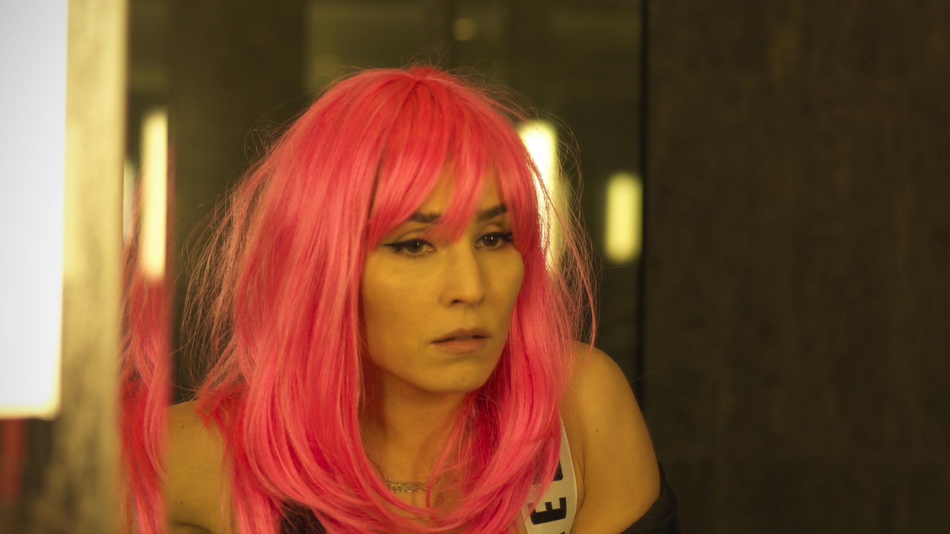 Noomi Rapace as Hiro St. John