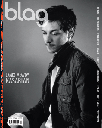 James McAvoy Cover 2006