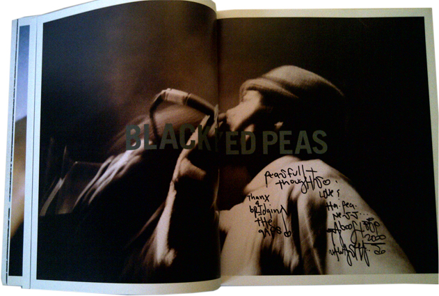 BLAG Book Black Eyed Peas 1998