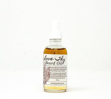 Love Thy Beard Oil