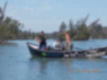 Drift Boat Fishing Kenai River