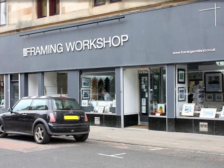 Meet the Sponsors: The Framing Workshop