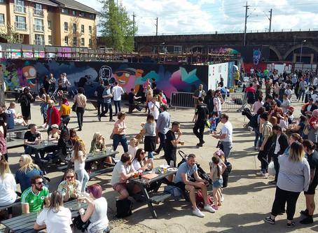 What's On in Glasgow? Yardworks Graffiti / Street Art / Design Festival