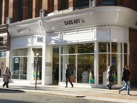 Meet the Sponsors: Cass Art