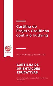 Cartilha do Projeto Orelhinha contra o B