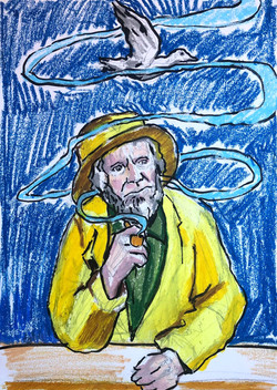 Man Smoking 4/6