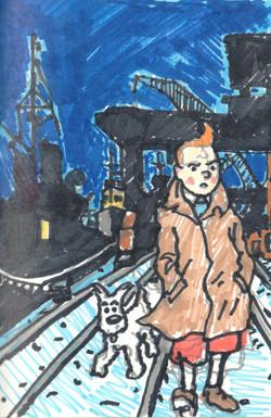 Tintin - 1