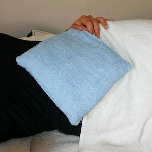 SPA-ME 24/7 CRAMP RELIEF PILLOW TERRY CLOTH