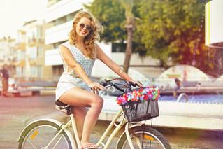 A biciklizés jótékony hatásai -Egy kis érdekesség magáról a kerékpárról