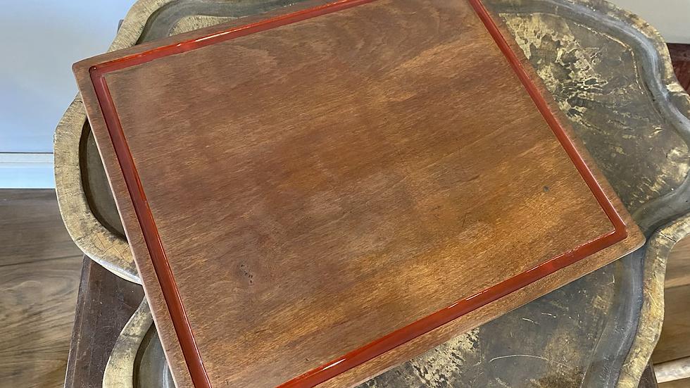 Tábua de Churrasco 35 x 29,5 x 2,5cm