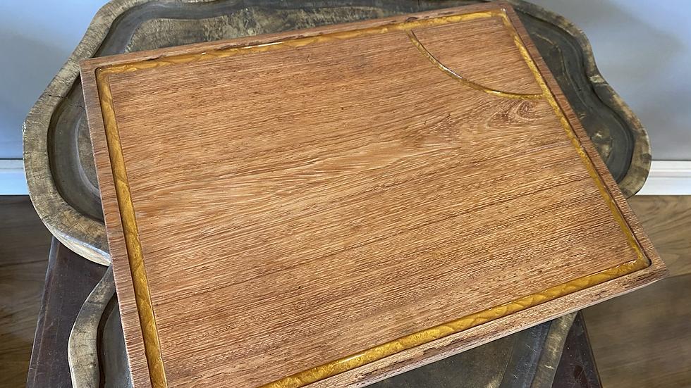 Tábua de Churrasco 40 x 29,5 x 4cm