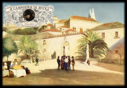 Sintra National Palace 1900's - Night Wa
