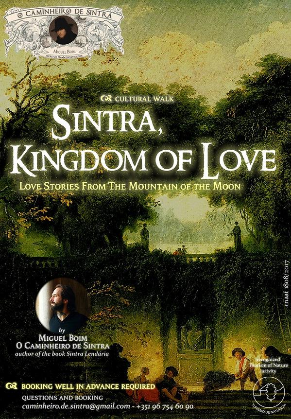 Sintra, Kingdom of Love - Love Stories F
