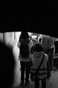 Caminhada nocturna em Sintra (passagem pelas  Escadinhas do Visconde de Ouguela) por Miguel Boim, O Caminheiro de Sintra