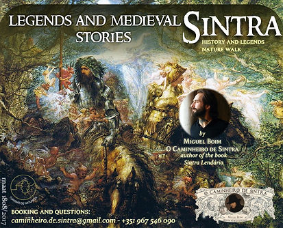 Sintra, Legends and Medieval Stories - W