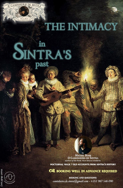 The Intimacy in Sintra's Past - Nocturna
