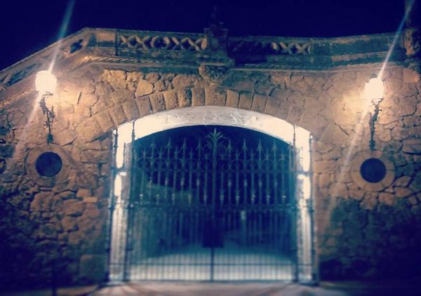 Do percurso da caminhada nocturna Vida Í