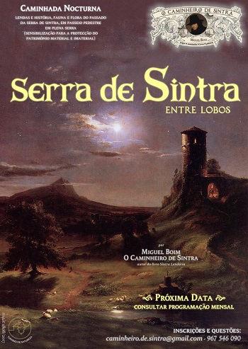 II Serra de Sintra Entre Lobos - cartaz