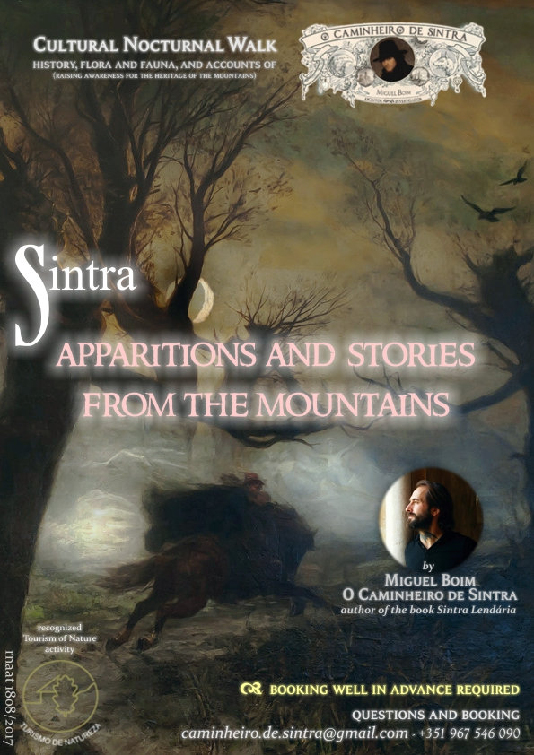 Sintra, Apparitions and Stories from the