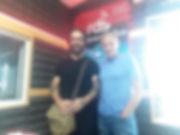 III RDS Miguel Boim e Carlos Pinto Costa