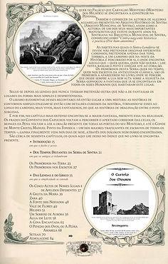 Artigo (incluindo índice) sobre o livro Sintra Lendária - Histórias e Lendas do Monte da Lua (página 2)