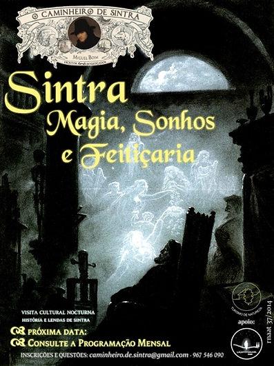 Sintra, Magia, Sonhos e Feitiçaria - Caminhada Nocturna por Miguel Boim, O Caminheiro de Sintra