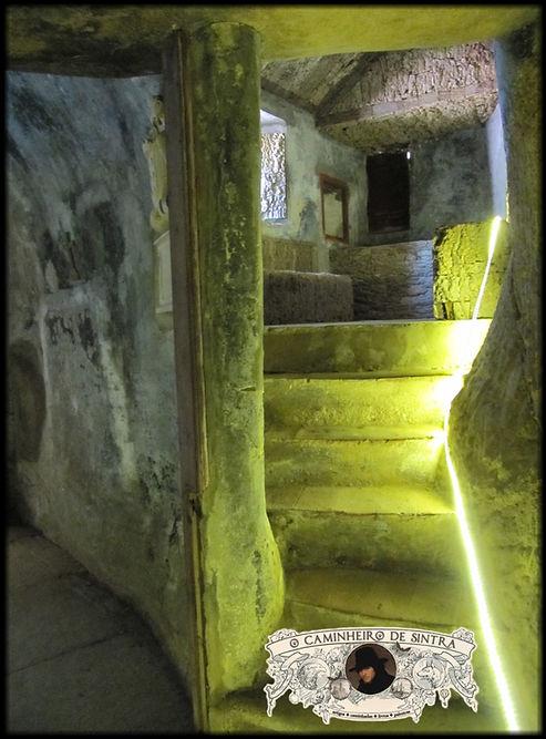 Convento dos Capuchos da Serra de Sintra