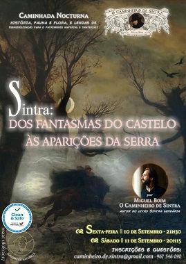 (p) 10119 Dos Fantasmas do Castelo - 10 e 11 de Setembro de 2021 (caminhada nocturna em Si