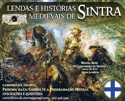 Lendas e Histórias Medievais de Sintra, por Miguel Boim, O Caminheiro de Sintra