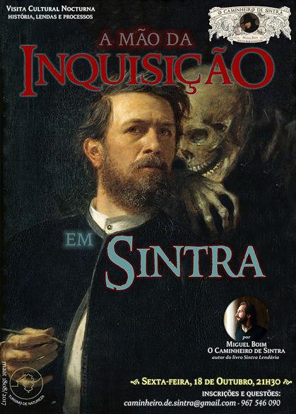A Mão da Inquisição em Sintra - 18 de Ou