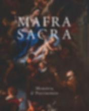 Livro Mafra Sacra, com artigo de Miguel Boim, O Caminheiro de Sintra