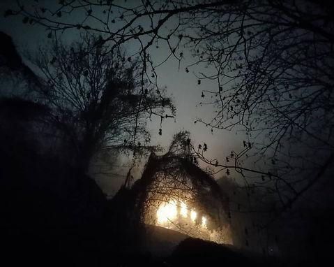 Caminhada nocturna em Sintra de Miguel B