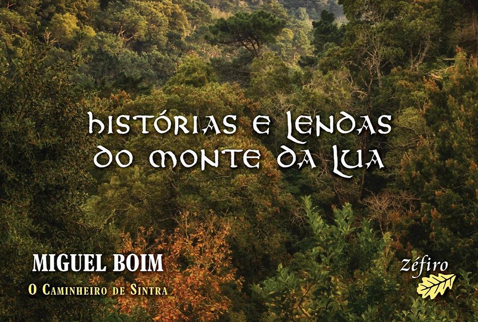 Livros de Miguel Boim, O Caminheiro de Sintra