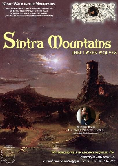 Sintra Mountains, Inbetween Wolves - Noc