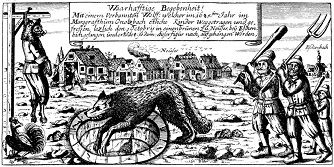 Sobre os Lobos de Antigamente na Serra de Sintra