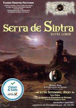 (p) 219 LC Serra de Sintra Entre Lobos - 21 de Setembro de 2021 - CLEAN AND SAFE (caminhad