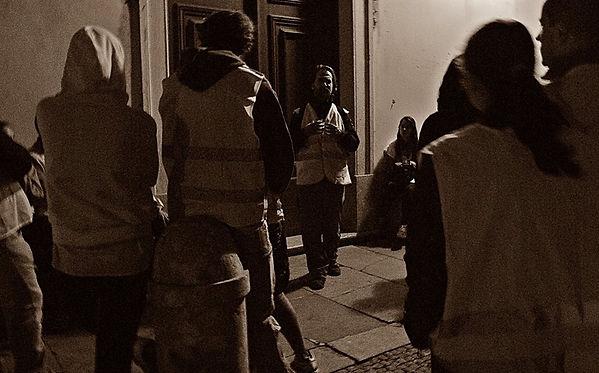 Passeios Pedestres (caminhadas nocturnas