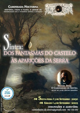 (p) 349 Dos Fantasmas do Castelo - 03 e 04 de Setembro de 2021 (caminhada nocturna em Sint