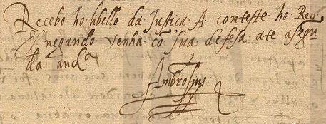 Inquisição - Contestação década de 1540