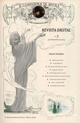 O Caminheiro de Sintra - Revista Digital N.º 3