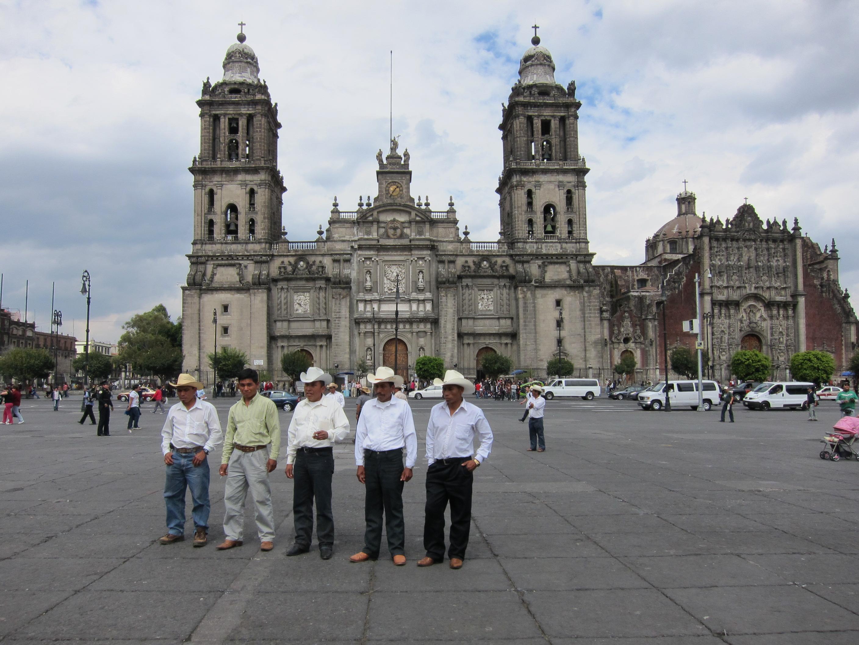 D.F., Mexico