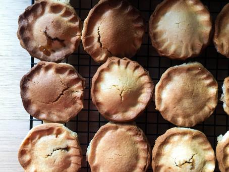 Grandma's Fruit Mince Pies