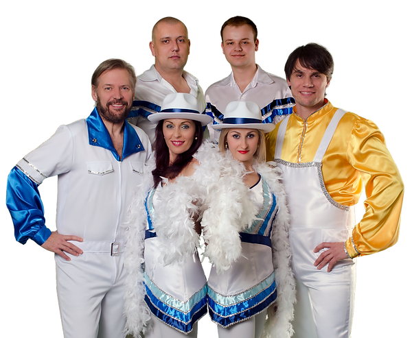 THE BEST ABBA TRIBUTE BAND • ABBORN