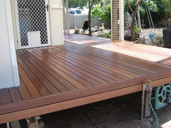 Deck, Spearwood