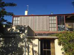 Verandah shutters, Fremantle