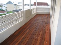 balcony decking