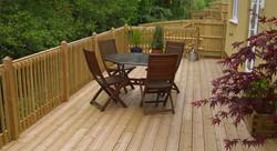 Balcony deck, Rossmoyne