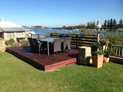Deck, East Fremantle