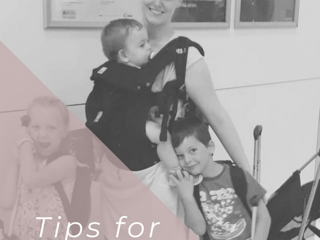 Tips for Long-haul Flights with Kids
