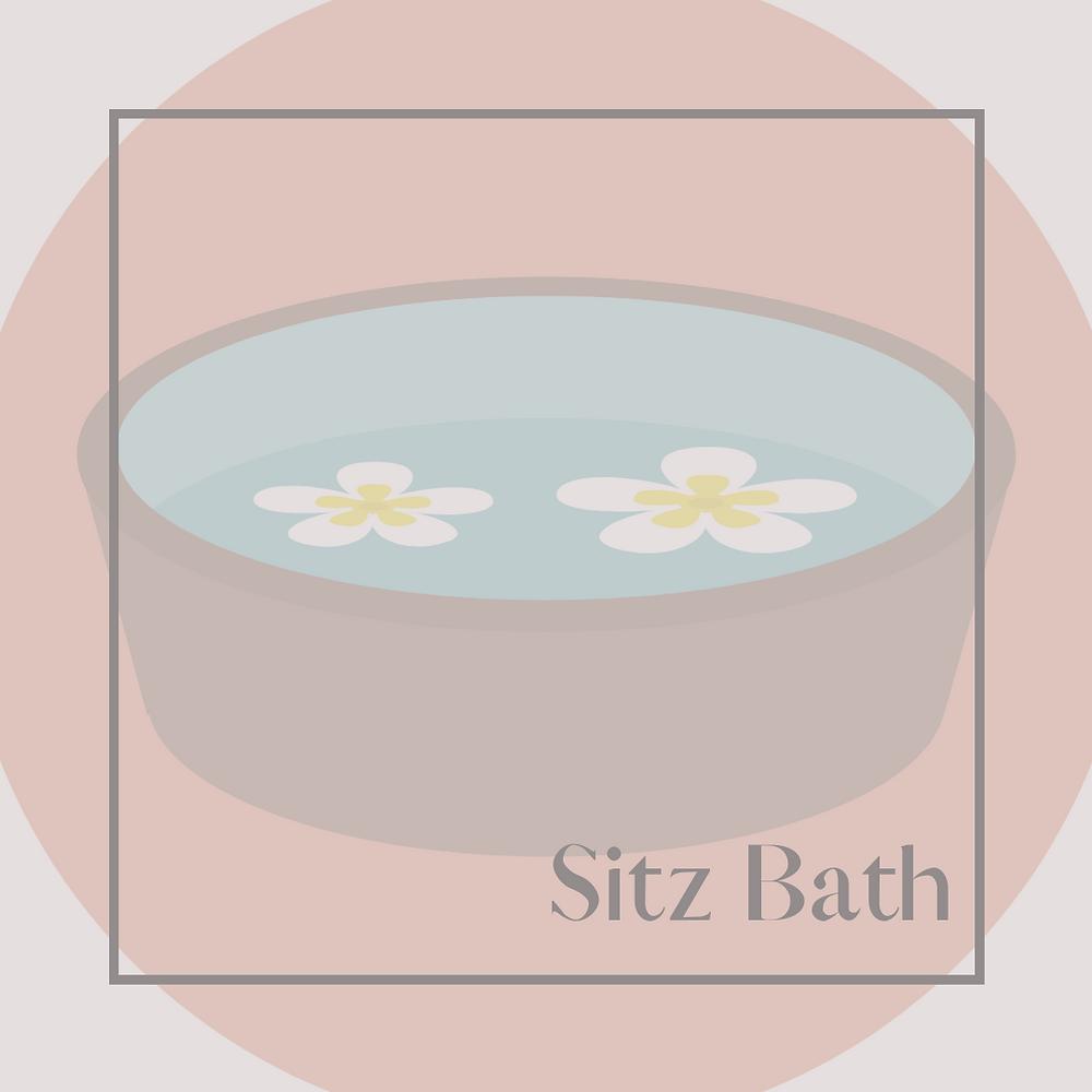 sitz bath doula postpartum madrid spain